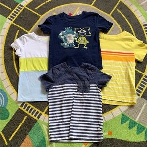 Boys 3T T-shirt bundle four pieces